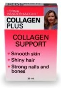 Collagen Plus should be an important part of your health and beauty program especially if you are concerned about thinning hair, brittle nails or bone density issues.  Click to read more about Collagen Plus.