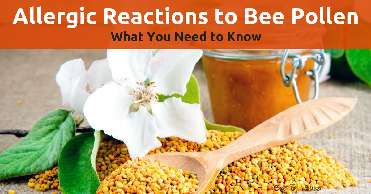 Allergic Reaction to Bee Pollen?