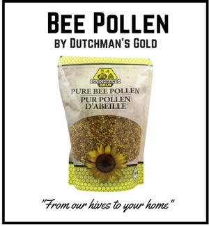 Bee pollen warfarin