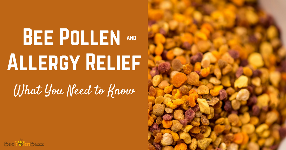How To Treat Pollen Allergies Naturally