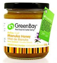 View our Manuka Honey Products in the Bee Pollen Buzz Honey Shop