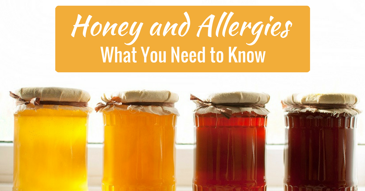 Honey And Allergies