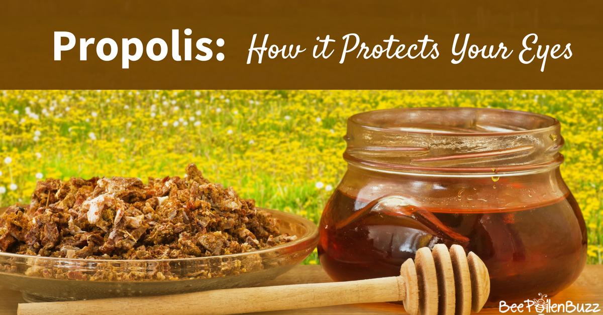 Bee Propolis Benefits