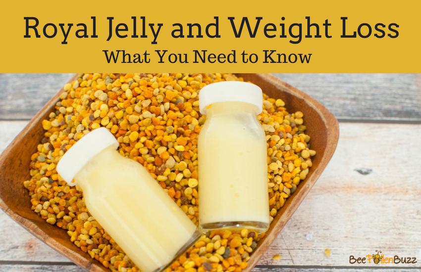 Royal Jelly For Weight Loss