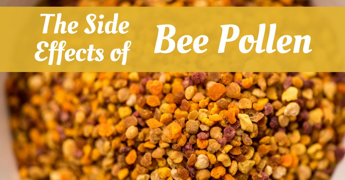 Side Effects Of Bee Pollen