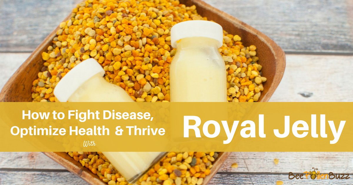 The Top 10 Health Benefits of Royal Jelly