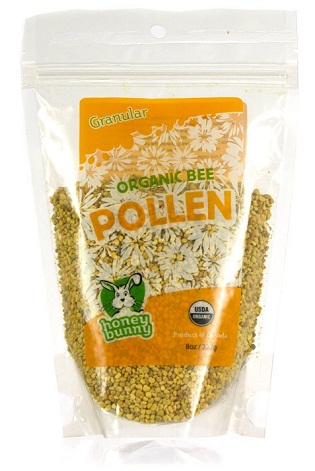 Honey Bunny Organic Bee Pollen