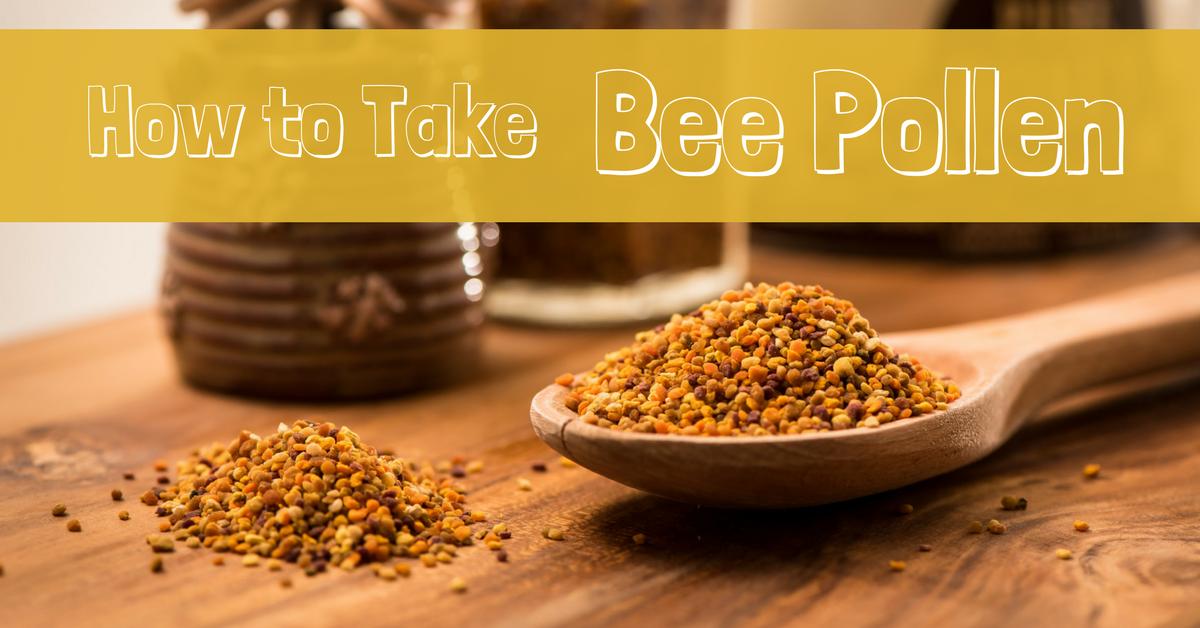 bee pollen deals