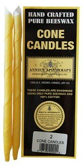 Read more about Ear Cone Candles in the Bee Pollen Buzz store.